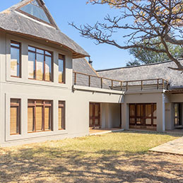 SITE 165 | . Sophisticated Bushveld living